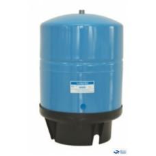 Накопительная емкость металлическая (объем 11 Gal ) Китай PRO-11 (ROT-11G Blue)