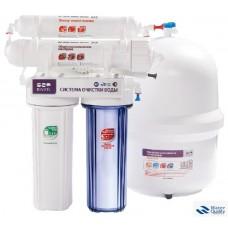 4-х стадийная система очистки водыпроизводительность: 60 GPD мембрана CSM GRANDO 4(RO905-450-EZ)