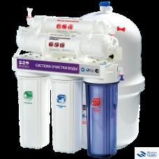 5-и стадийная система очистки водыпроизводительность: 60 GPD мембрана CSM GRANDO 5(RO905-550-EZ)