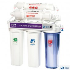 Водоочиститель под мойку 5-ст. с UF мембраной NOVO5 (PU905W5-WF14-PR-EZ)