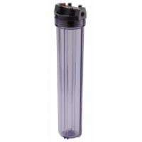 Колба фильтра Aquapro AQF-2040C (прозр.)