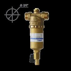 """Фильтр BWT Protector Mini для горячей воды 3/4"""" прямая промывка"""