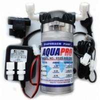 PMAP6689 (с блоком питания) Aquapro 24V бустерный насос 0.35A (100GPD)