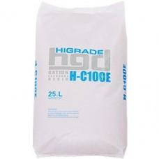 Загрузка смола ионообменная «HIGRADE RESIN H-C100E» (25л)