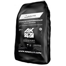Загрузка Активированный уголь AK47 12x40 (50л, 25кг)