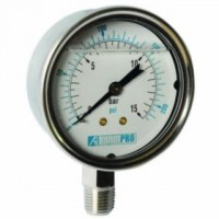 Aquapro Gauge-V Манометр вертикального действия 0-15 атм
