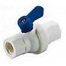 ABVS-JC Aquapro Шар. кран накоп. емкости RO-систем (прямой)