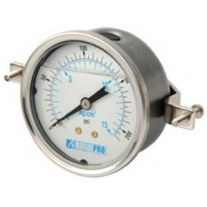 Gauge-H15 Aquapro Манометр горизонтального типа 0-15 атм.